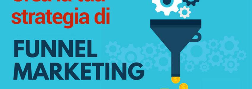 Funnel WEB Marketing: Cos'è E Come Creare Una Strategia efficace, per vendere qualsiasi cosa.
