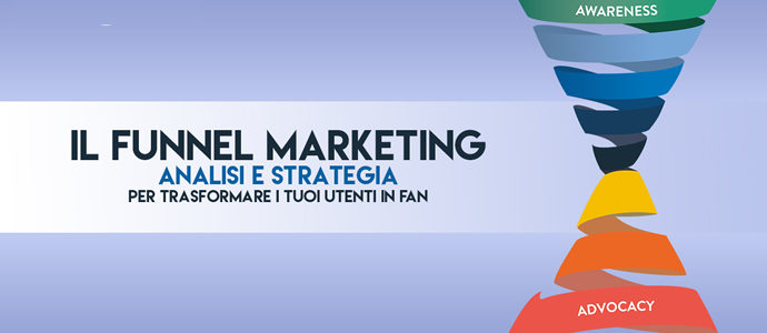 STRATEGIA DI SUCCESSO – Marketing Funnel: cos'è e come costruirlo